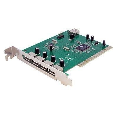 Startech Pciusb7 7 Port Pci Usb Card Adapter