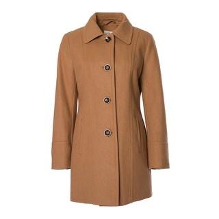 St. John's Bay Missy Scarf Coat