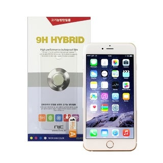 NIC 9H Hybrid Skin Screen Protector for 5.5-inch Apple iPhone 6 Plus