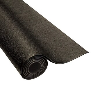 Body-Solid Exercise Bike Floor Mat - Black