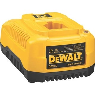 Dewalt 1 Hour Battery Charger DC9310 Unit: EACH