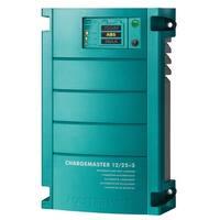 Mastervolt ChargeMaster 25 Amp Battery Charger - 3 Bank, 12V - 44010250