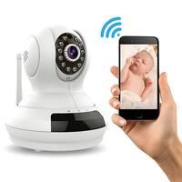 Spy Tec Cirrus I6 Indoor Pan / Tilt 720P Hd Cloud Security Camera With Motion Detector Alerts
