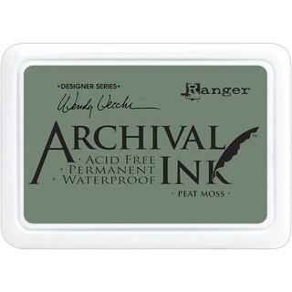 Wendy Vecchi Designer Series Archival Ink Pad-Peat Moss