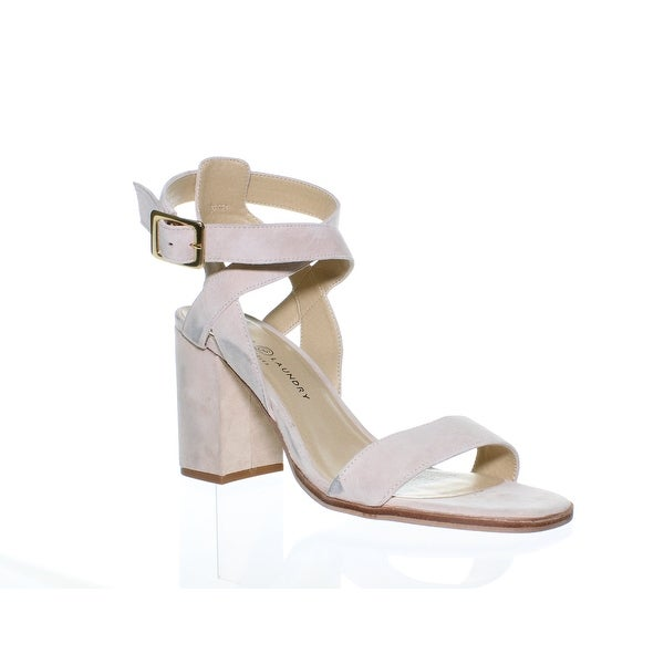 2882f698bb3 Shop Chinese Laundry Womens Sitara Rose Suede Ankle Strap Heels Size ...