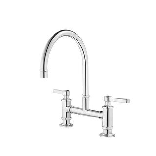 Pfister GT31-TD Port Haven Gooseneck Kitchen Faucet | Overstock.com  Shopping - The Best Deals on Kitchen Faucets