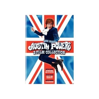 AUSTIN POWERS 1-3 COLLECTION (DVD/3FE)