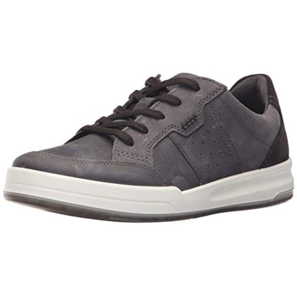 2fc13e4b47 Ecco Men's Jack Tie Fashion Sneaker, Moonless