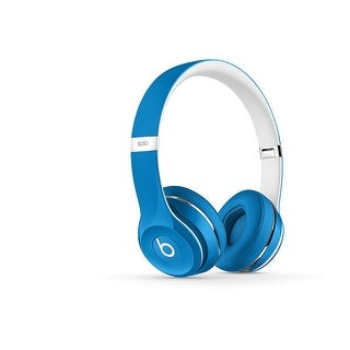 Apple Beats Solo2 Wired On-Ear Headphone (Luxe Edition - Blue)