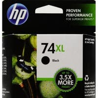 HP 74XL Original Ink Cartridge CB336WN - black