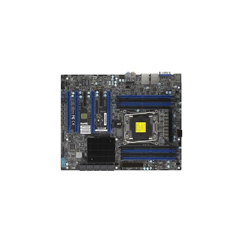 Supermicro MBD-X10SRA-F-O Supermicro X10SRA-F Server Motherboard - Intel C612 Chipset - Socket R3 (LGA2011-3) - Retail Pack -