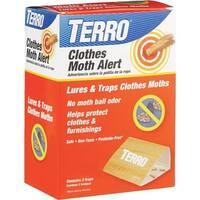 Woodstream Clothes Moth Alert Trap T720 Unit: EACH