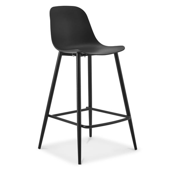 """Poly and Bark Lola 25"""" Counter Stool. Opens flyout."""