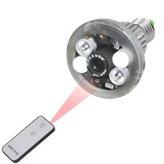 Light Bulb With Hidden Camera