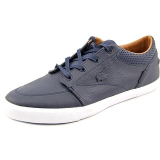 Lacoste Bayliss Men Round Toe Leather Sneakers