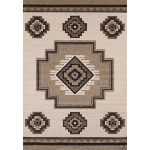 Westfield Home Townshend Adele Hand Carved Area Rug