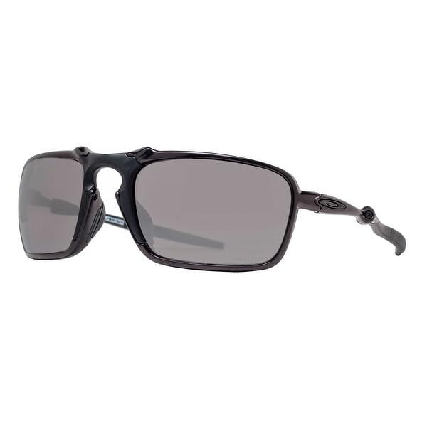 3cb14e05e3 ... sunglasses 6cde5 671aa  sweden oakley badman oo6020 06 dark carbon  black prizm daily polarized menx27s adb90 5d1cd