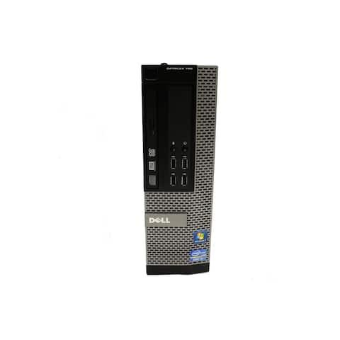 Dell OptiPlex 790 SFF Refurbished PC - Intel Core i5 2400 2nd Gen 3.1 GHz 8GB 128GB SSD DVD-ROM Windows 10 Pro 64-Bit