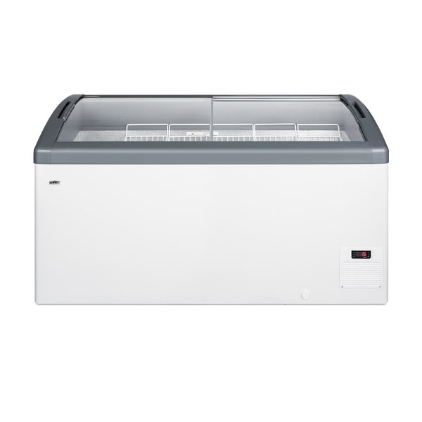 """Summit FOCUS151 Commercial 60"""" Wide 14.8 Cu. Ft. Capacity Food & - White. Opens flyout."""