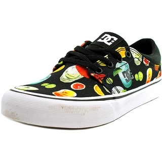 DC Shoes Trase SP Round Toe Canvas Skate Shoe