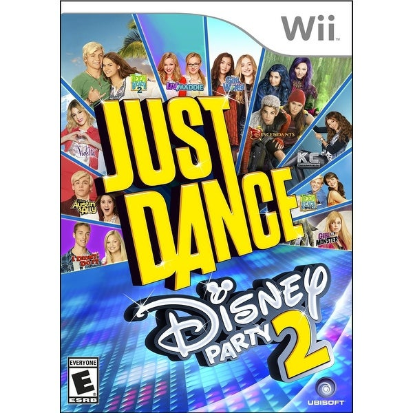 Just Dance Disney Party 2 Video Game: Wii Standard Edition - multi