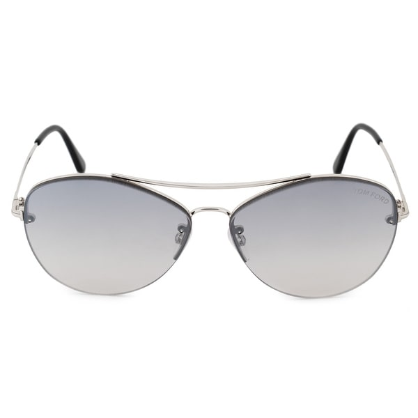 Tom Ford Margret Butterfly Sunglasses FT0566 18C 60 - 60mm x 13mm x 140mm. Opens flyout.