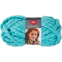 Red Heart Boutique Irresistible Yarn-Aqua