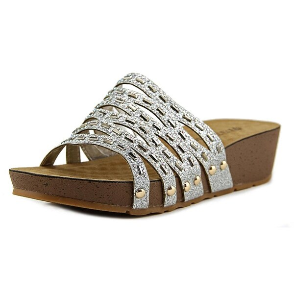 Patrizia By Spring Step Paraiso Women Silver Sandals