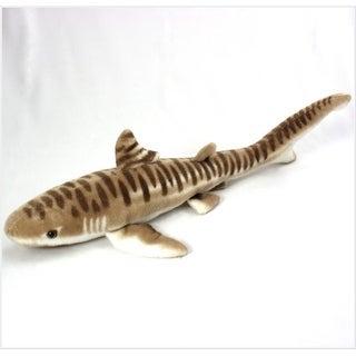 "Wishpets Unisex-Child Tiger Shark Plush Toy 26"" Brown"