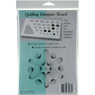 "Quilling Designer Board-5.5""X8.5"""