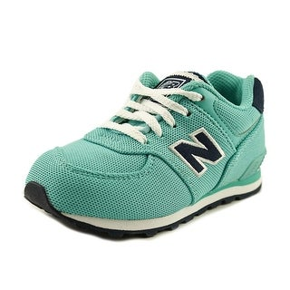 New Balance KL574   Round Toe Synthetic  Running Shoe