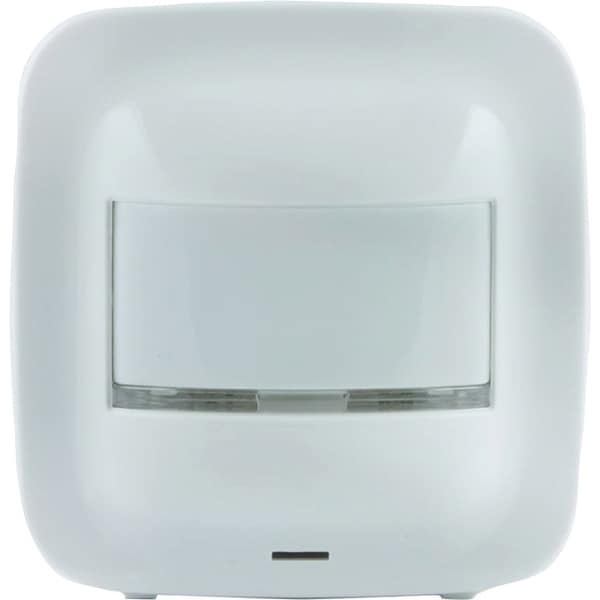 Ge Battery-operated Usb Power Tabletop Motion Sensor With Wall Mount