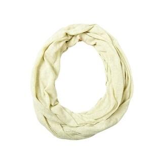 Style & Co. Women's Metallic Stripe Infinity Scarf - os