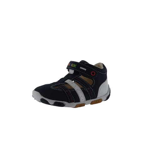 Geox Boys' Balu D Closed Toe Sandal