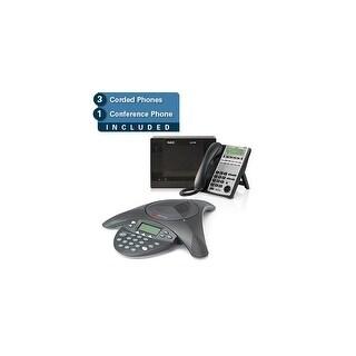 NEC 1100001 Bundle SL1100 System Kit w/ (3) 12 Key Phones
