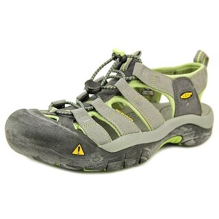 Keen Newport H2 Women Round Toe Synthetic Gray Sport Sandal