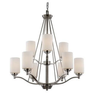 Trans Globe Lighting 70529 Mod Space Urban Inspiration 9 Light Two Tier Chandelier|https://ak1.ostkcdn.com/images/products/is/images/direct/8763b2ac10bcc4c48e997c46fdba648cd6df0a63/Trans-Globe-Lighting-70529-Mod-Space-Urban-Inspiration-9-Light-Two-Tier-Chandelier.jpg?impolicy=medium