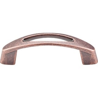 Top Knobs M1768 Nouveau 3 Inch Center to Center Handle Cabinet Pull