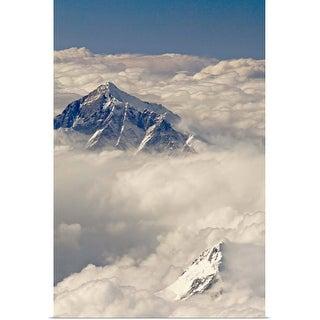 """Mount Everest"" Poster Print"