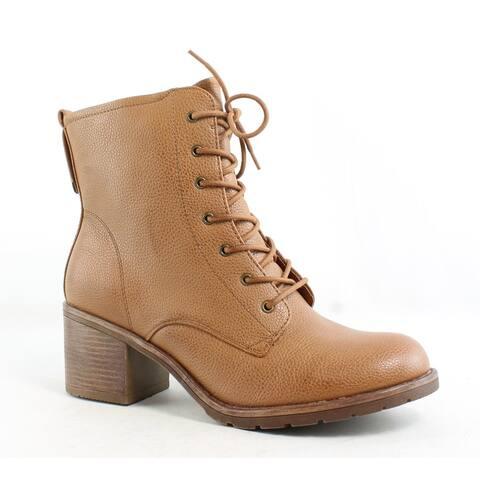Bare Traps Womens Deezie Cognac Fashion Boots Size 9.5