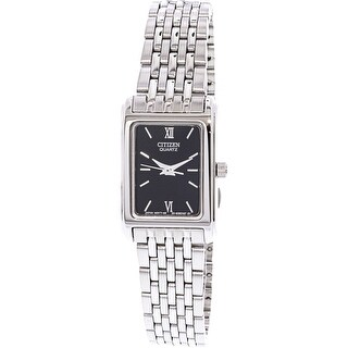 Citizen Women's EJ5850-57E Silver Stainless-Steel Japanese Quartz Fashion Watch