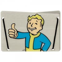 Fallout Aluminum Card Wallet - Multi