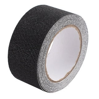 Black Non-Slip Grip Tape Roll Safety High Traction Indoor Outdoor 50mmx5m