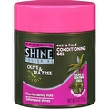 Smooth 'N Shine Polishing Extra Hold Conditioning Gel, Olive & Tea Tree Reviv Oil 6 oz - Thumbnail 0