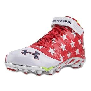 Under Armour Team Spine Fierce MCW Round Toe Synthetic Cleats