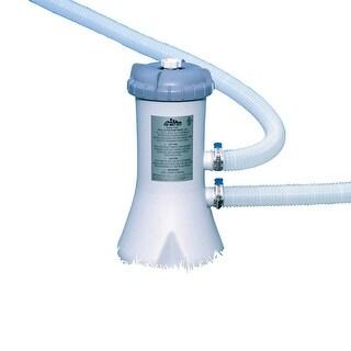 Intex 28603EG Filter Pump, 530 Gallon