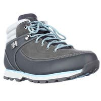 Helly Hansen Tryvann 534 Trail Running Shoes, Charcoal/Light Grey/Secret Blue
