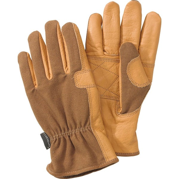 Legendary Whitetails Ladies Gravel Road Workwear Gloves - Barley