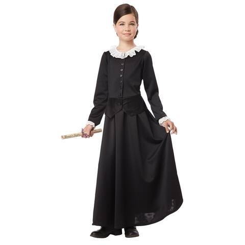 f0c55b054e Girls Susan B. Anthony Harriet Tubman Costume