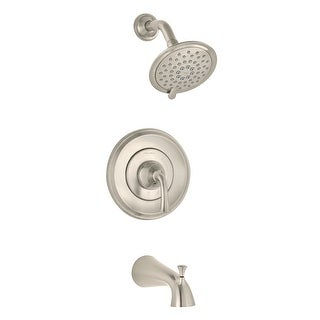 American Standard TU106.508  Patience Tub and Shower Trim Package with 1.8 GPM Multi Function Shower Head